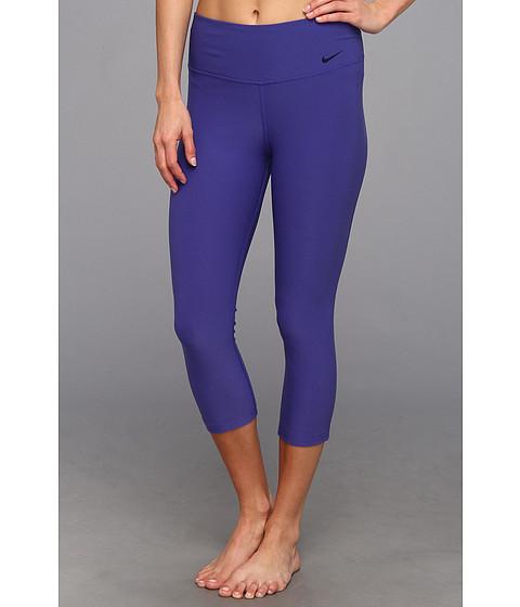 Pantaloni Nike - Legend 2.0 Tight Poly Capri - Deep Night/Cool Grey