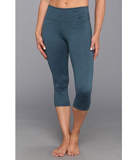 Pantaloni Nike - Legend 2.0 Tight Poly Capri - Night Factor/Black/Black