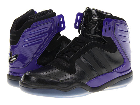 Adidasi Adidas Originals - Tech Street Mid - Black/Collegiate Purple Metallic