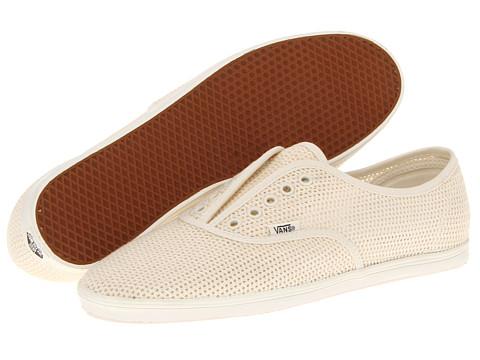 Adidasi Vans - Ynez Binding - (Mesh) White