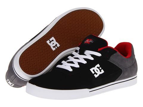 Adidasi DC - Cole Pro - Black/Battleship/Athletic Red