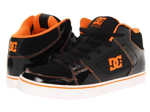Adidasi DC - Patrol - Black/Orange