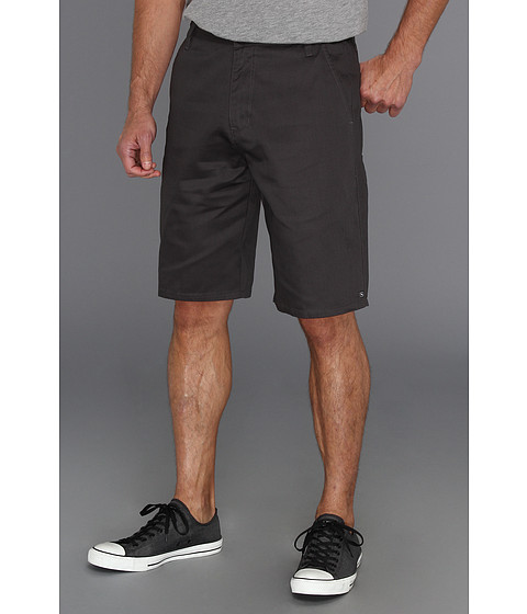 Pantaloni Rip Curl - Simple Chino Walkshort - Charcoal