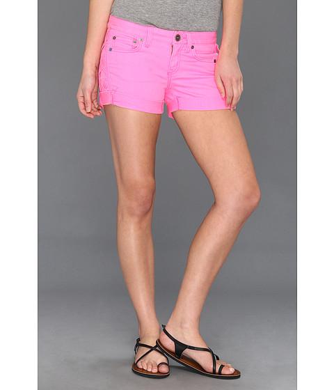 Pantaloni Hurley - 81 Novelty Denim 5-Pocket Short - Neon Pink