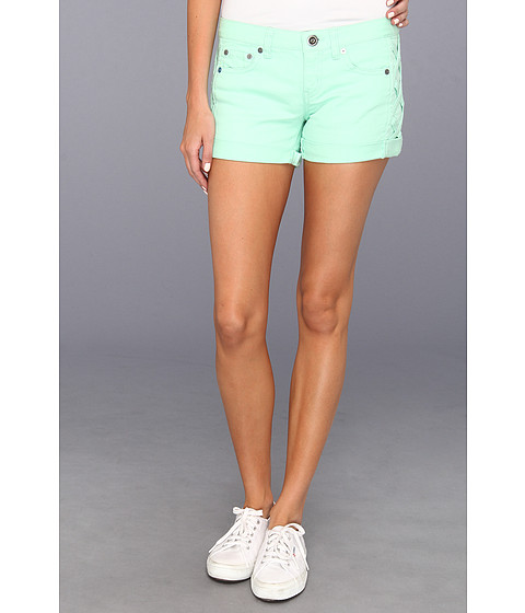 Pantaloni Hurley - 81 Novelty Denim 5-Pocket Short - Seafoam