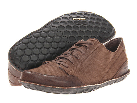 Adidasi Patagonia - Banyan Lace Hemp - Sable Brown