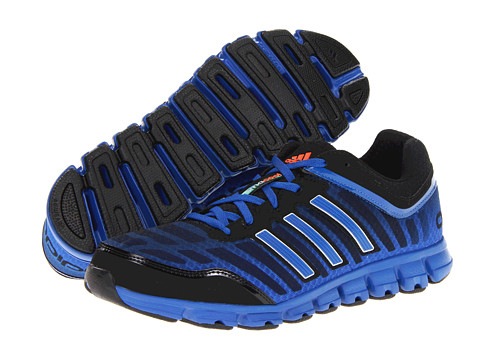Adidasi Adidas Running - Climacoolî Aerate 2 - Black/Joy Blue/Metallic Silver