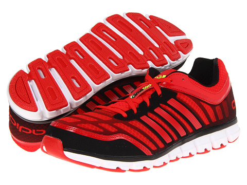 Adidasi Adidas Running - Climacoolî Aerate 2 - Black/Vivid Red/Running White