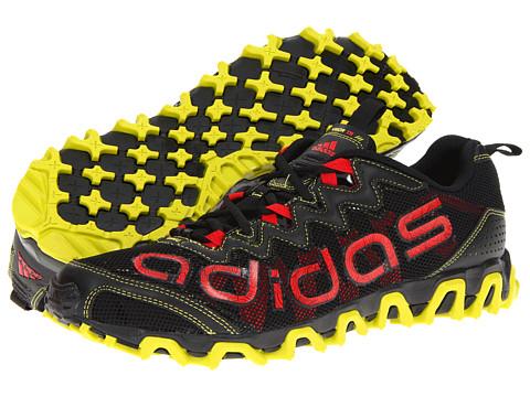Adidasi Adidas Running - Vigor 3 TR - Black/Light Scarlet/Lime