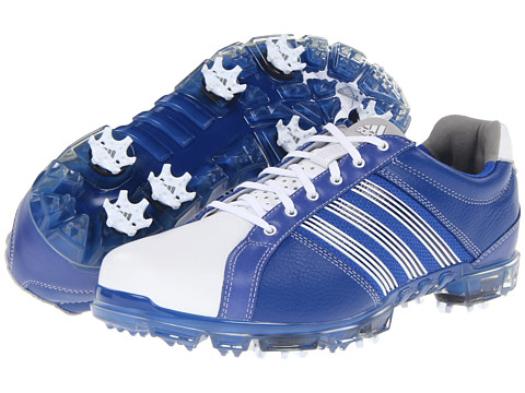 Adidasi adidas - adicross TOUR - Blueberry/Running White/Metallic Silver