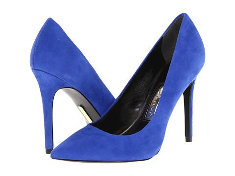 Pantofi Boutique 9 - Migs - Blue Suede