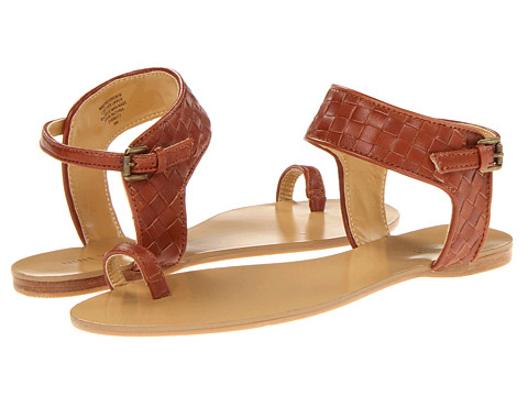 Sandale Nine West - Sync Or Swim - Brown Leather