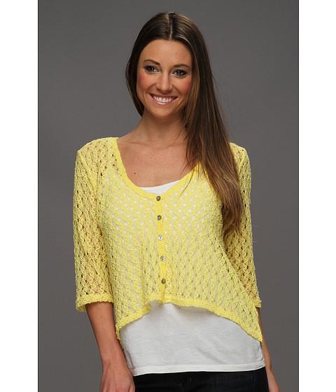 Bluze Christin Michaels - Lia Cardigan - Citrus