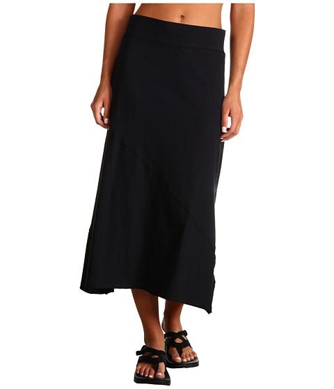 Fuste Carve Designs - Long Beach Skirt - Black