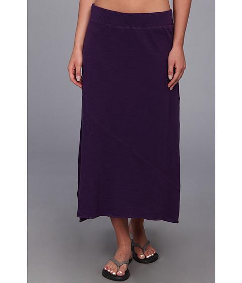 Fuste Carve Designs - Long Beach Skirt - Blackberry