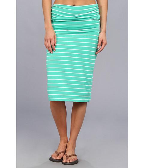 Fuste Carve Designs - Parc Skirt - Mint Nautical