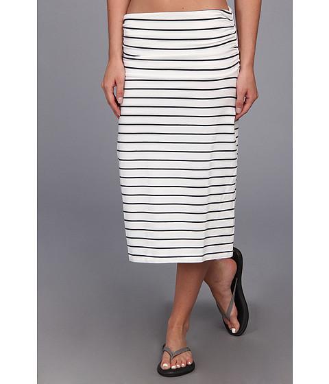 Fuste Carve Designs - Parc Skirt - White Nautical