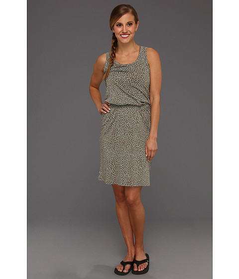 Rochii Carve Designs - Hailey Dress - Walnut Dots