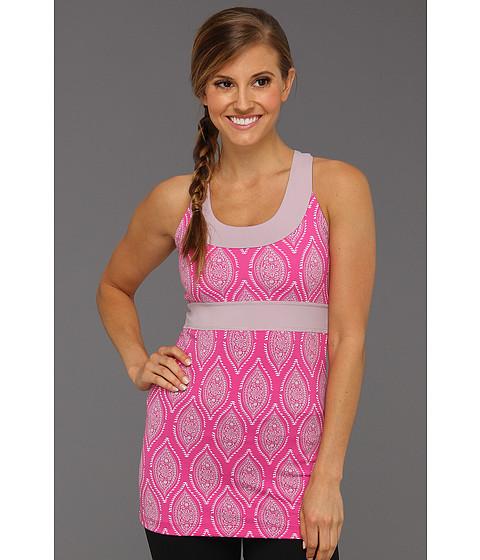 Tricouri Carve Designs - Savarna Tank - Pink Paisley