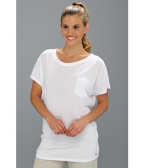 Tricouri Carve Designs - Bailee Tee - White