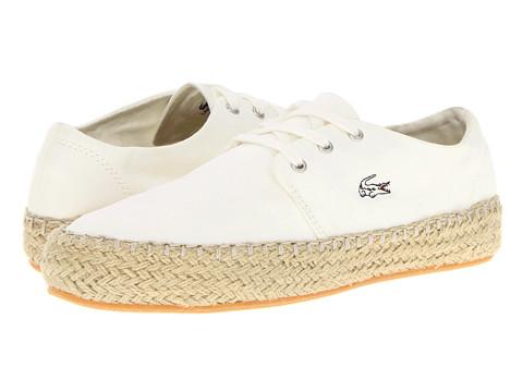Adidasi Lacoste - Agour2 W - Off White