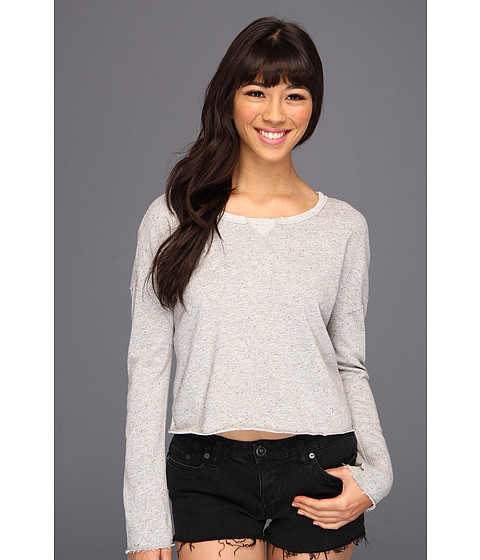 Bluze Fox - Vitalize Pullover - Heather Grey
