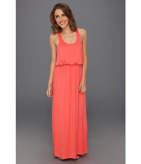 Rochii Gabriella Rocha - Elizabeh Racerback Maxi Dress - Tropical Orange
