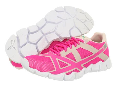 Adidasi PUMA - Axel ZX Wn\s - Fluo Pink/Peach Blush/Mint Leaf
