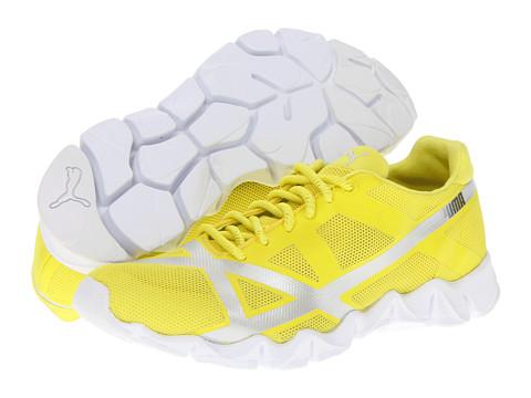 Adidasi PUMA - Axel Wn\s - Fluo Yellow
