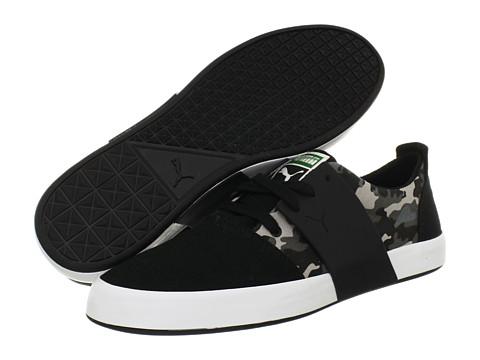 Adidasi PUMA - El Ace 3 Camo - Black