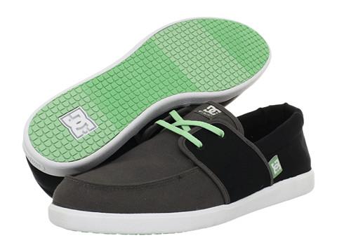Adidasi DC - Hampton - Grey/Black