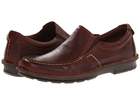 Pantofi Hush Puppies - Montrose Slip On MT - Tan Leather