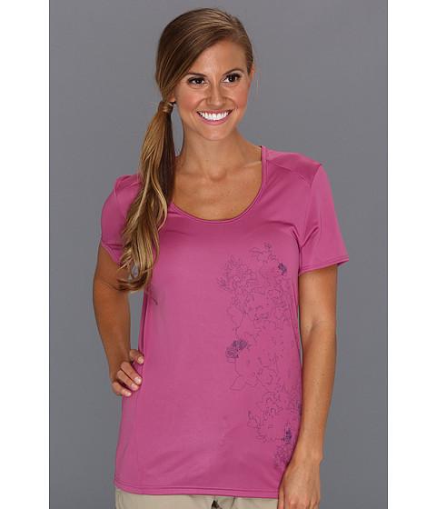 Tricouri Patagonia - Capilene® 1 Silkweight Graphic T-Shirt - Rubellite Pink