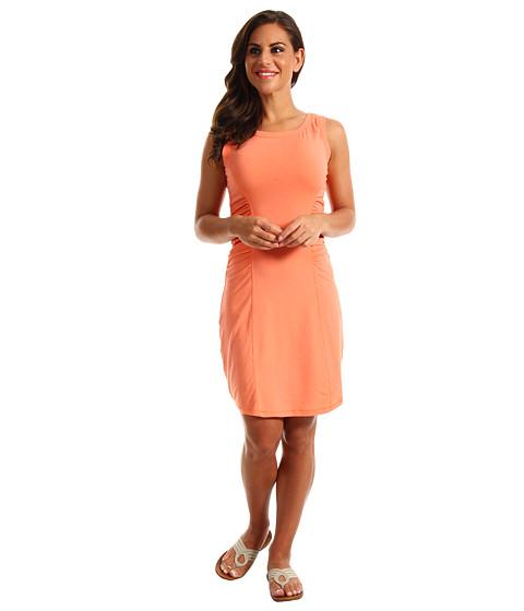 Rochii Lole - Adventure S/L Dress - Fusion Coral
