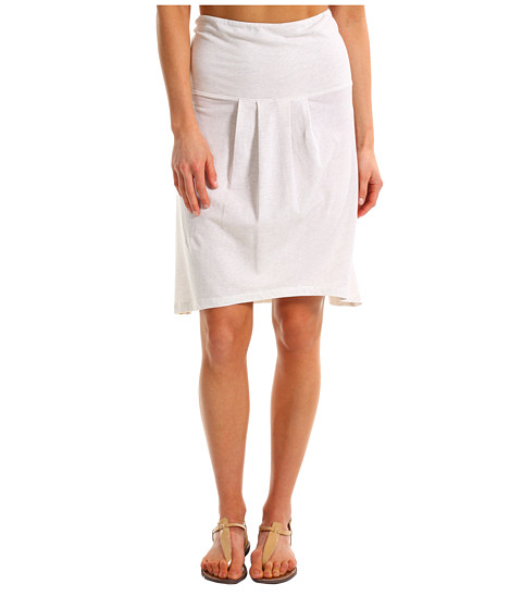 Fuste Lole - Lunner Convertible Skirt - Chalk Heather