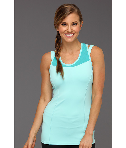 Bluze Lole - Central Tank Top - Aqua Splash