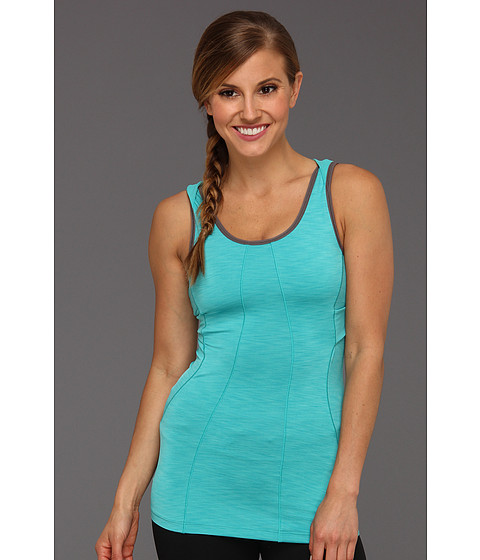 Bluze Lole - Fly Tank Top - Viridian Green