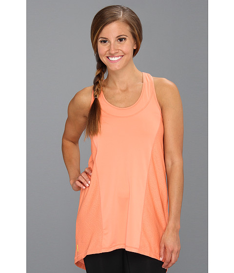 Bluze Lole - Warm-Up Tank Top - Fusion Coral