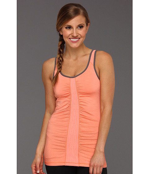 Bluze Lole - Zenith Tank Top - Fusion Coral
