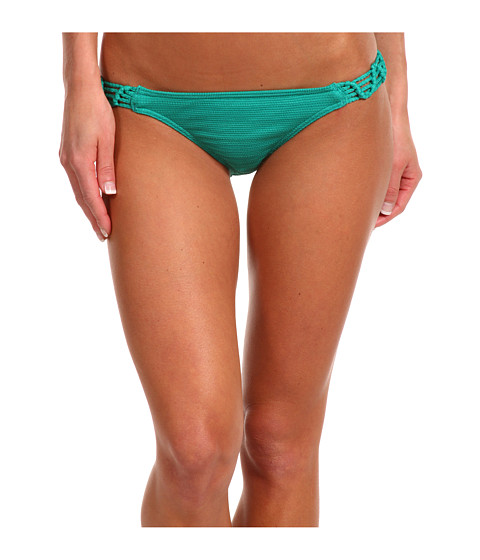 Costume de baie Roxy - Naturally Beautiful Surfer Pant - Dynasty Green