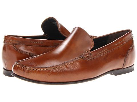 Pantofi Bostonian - Studio Montauk - Tan