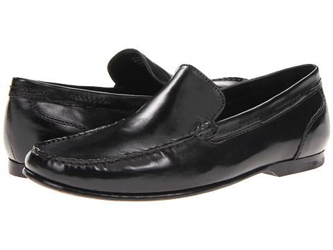 Pantofi Bostonian - Studio Montauk - Black