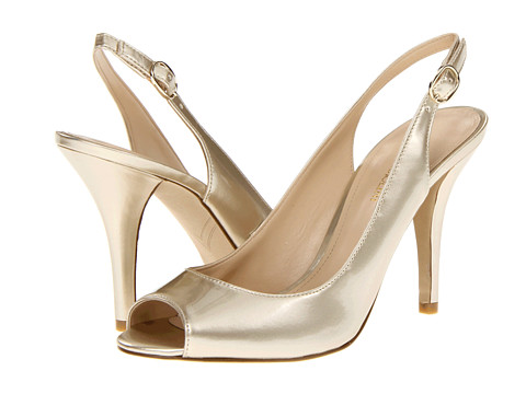 Pantofi Enzo Angiolini - Mykell3 - Light Gold Synthetic