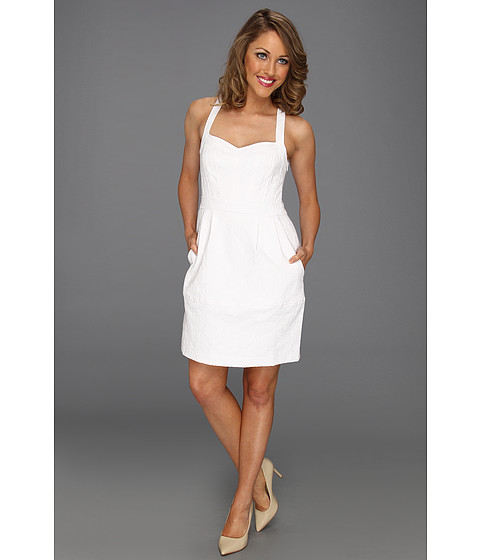 Rochii Nanette Lepore - Honeymoon Dress - White