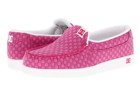 Adidasi DC - Villain TX W - Pink/White