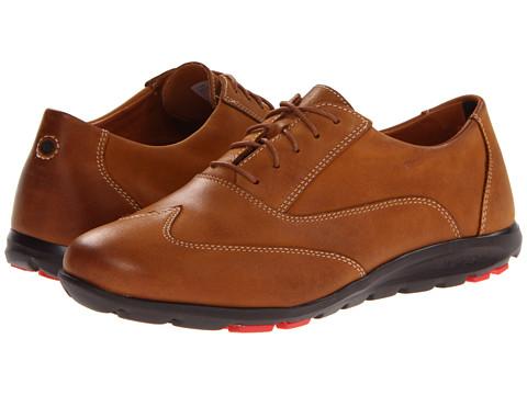 Pantofi Rockport - truWALKzero II Wingtip Oxford - Warm Oak