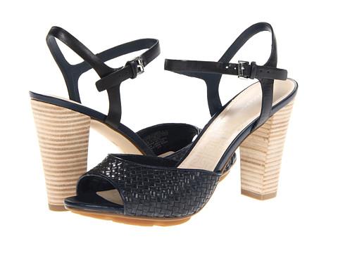 Pantofi Rockport - Jalicia S Woven Q Strap - Dress Blues