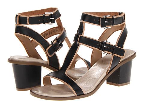 Sandale Rockport - Vikara T-Strap - Black