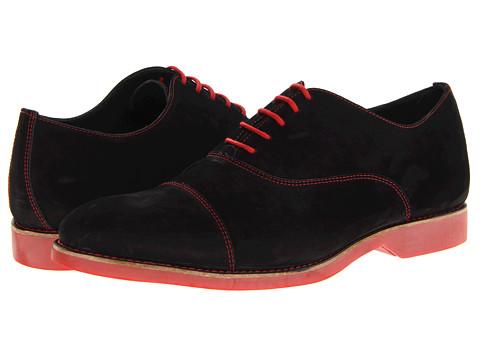 Pantofi Donald J Pliner - Epic-03 - Black Nubuck