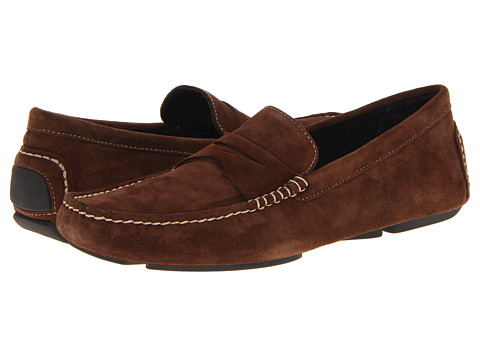 Pantofi Donald J Pliner - Vinco2 - Walnut Distressed Suede